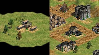 From DARK AGE to IMPERIAL AGE - Age of Empires 2 HD