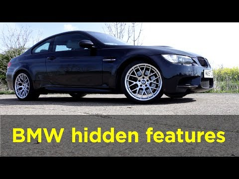 Bmw Hidden Features Functions E90 E91 E92 E93 Doovi