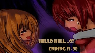 Hello Hell...o? How Get Ending 21-30 [ITA]