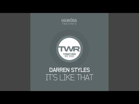 It's Like That (Original Mix)