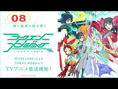 Download Luck and Logic Episode 8 hd