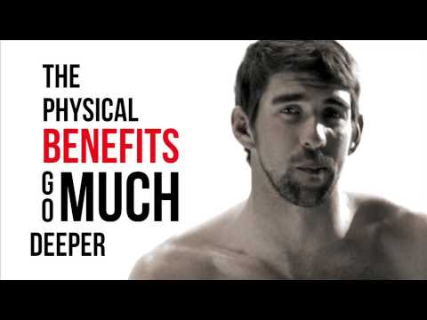 Get Speedo Fit with Michael Phelps (physical benefits)