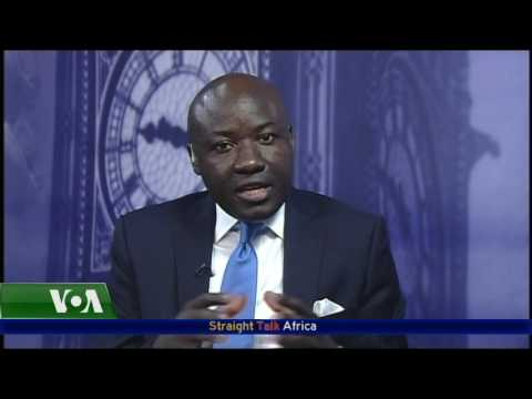 Prince Dickson Wasajja Discusses African Voters in the UK
