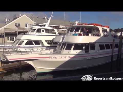Harbour Towne Inn on the Waterfront, Boothbay Harbor, Maine - Resort Review