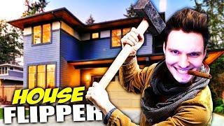 HÄUSER ZERSTÖREN UND BEZAHLT WERDEN !!! | House Flipper