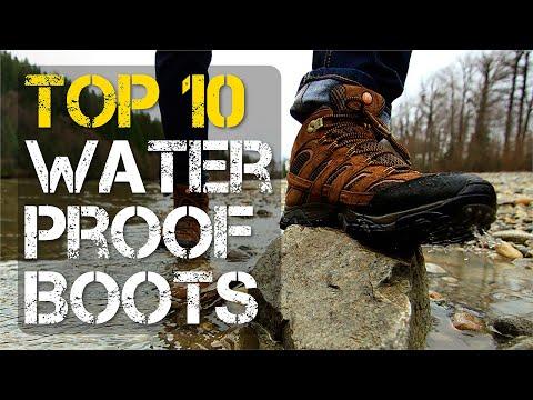 Top 10 Best Waterproof Boots for Men and Women