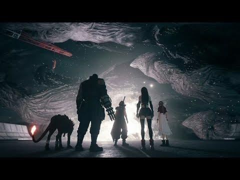 FINAL FANTASY VII REMAKE Final Trailer (Closed Captions)
