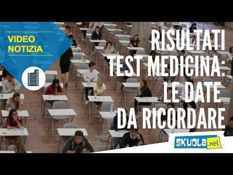 Test Medicina: i risultati
