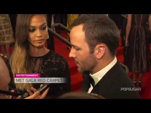 Tom Ford's Most Punk Moment | Met Gala Interview | Fashion Flash
