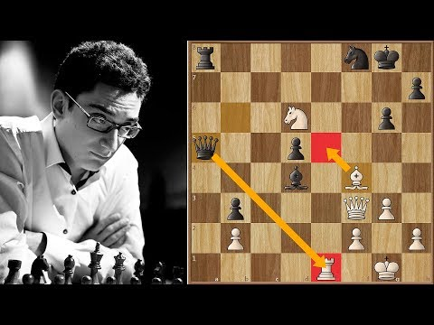 First Blood! | Caruana vs So | Candidates Tournament 2018.