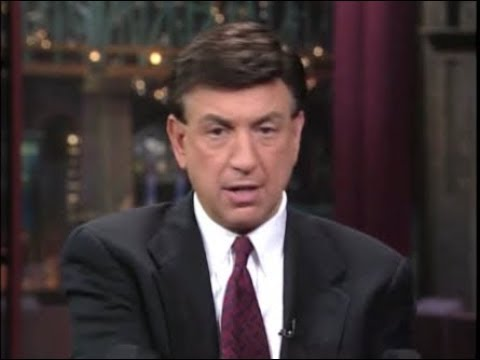 The Marv Albert Interview on Late Show, November 12, 1997