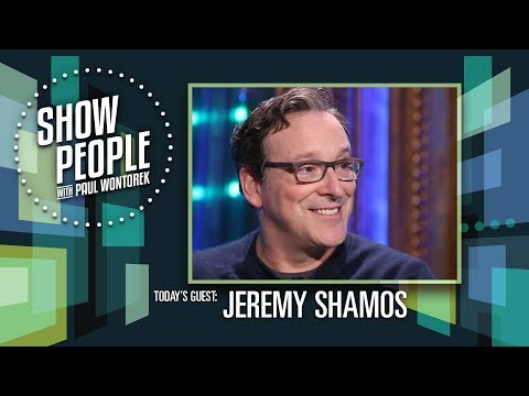 People with Paul Wontorek: Jeremy Shamos of METEOR ER