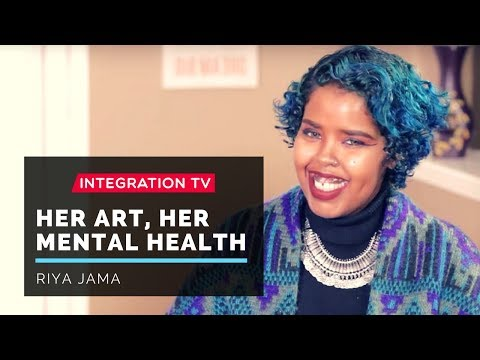 Her Art, Her Mental Health