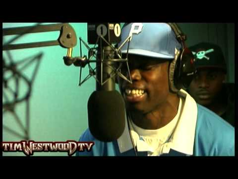 Ghetts & Kage freestyle - Westwood