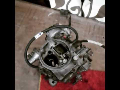Honda civic eg6 d15b2 carburetor episode 8