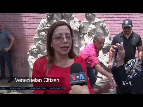 US Imposes New Economic Sanctions Against Venezuela After Maduro Win