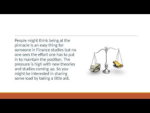 Finance Assigment Help | homework help online | homeworkhelp247.com