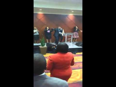 Praise & Worship at Young Leaders Conference 2015