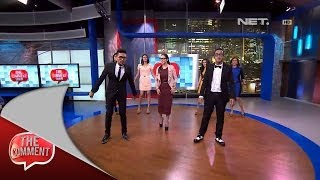 pevita pierce and friends shikat miring the comment ramadhan