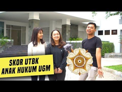 Skor UTBK Untuk Lolos Di Fakultas Hukum UGM