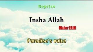 Paradise's Voice - Inshallah (Français) (Maher Zain Cover)