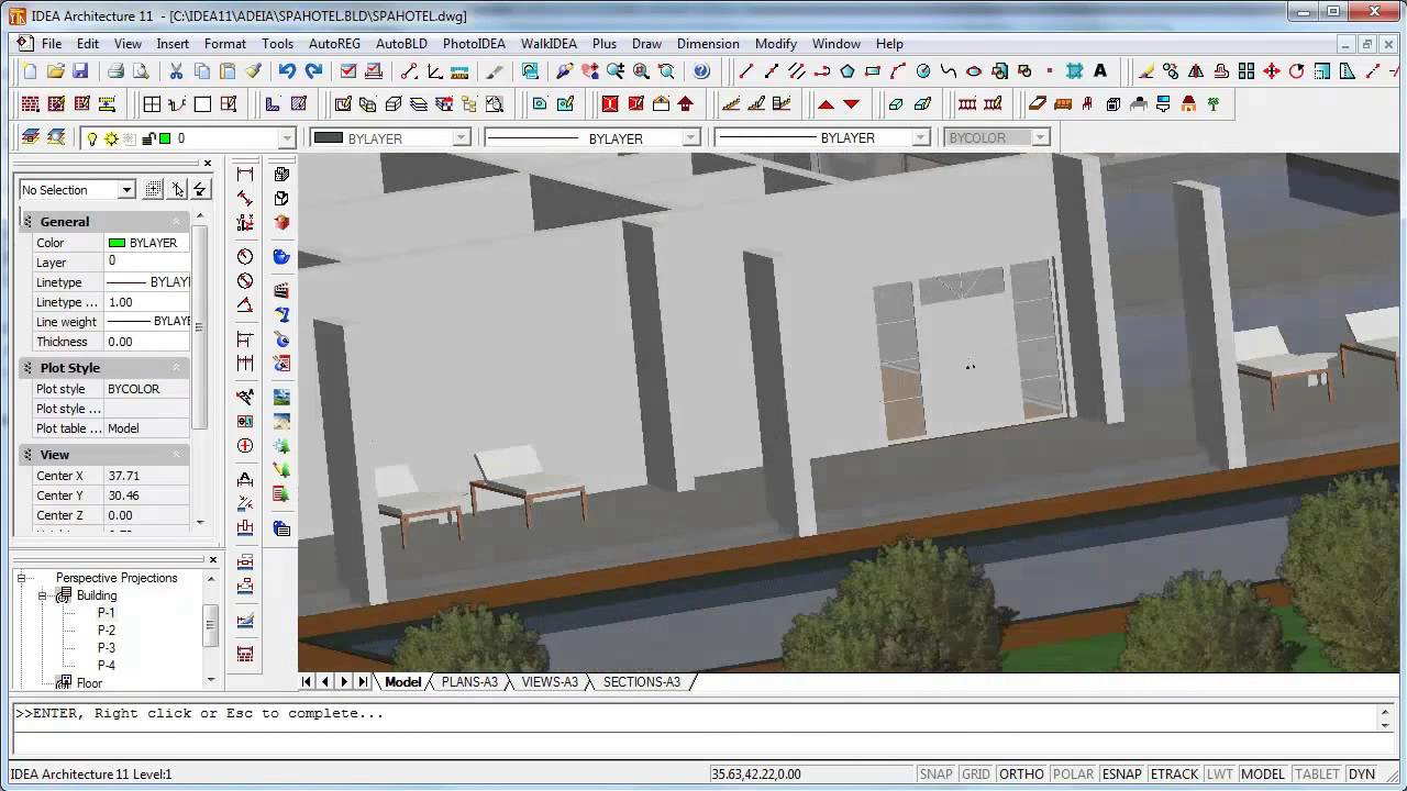 arquitectura 3d y renderizaci n nuevas funciones programa arqutectura idea architecture youtube. Black Bedroom Furniture Sets. Home Design Ideas