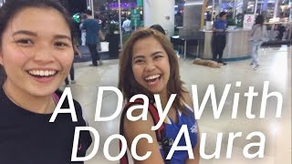 How I went from Batangas to Manila papunta kina Ate Aura! I met sev...