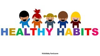 Good to learn the healthy habits for kids. its a right age toddler develop habits. change life and child at this ...
