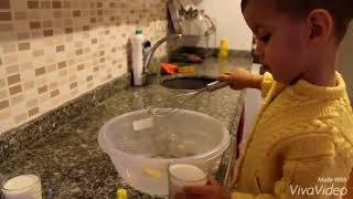 Kek yapımı