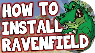 """How to INSTALL & PLAY """"Ravenfield"""" 