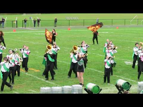 Hopatcong Marching Chiefs @ Sussex Tech Homecoming 2018