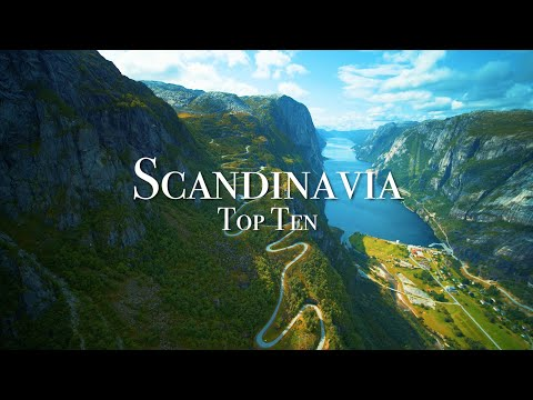 Top 10 Places To Visit In Scandinavia