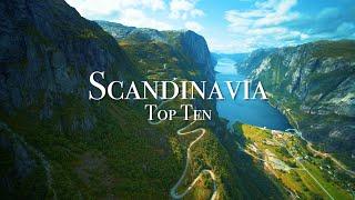 Countries In Scandinavia