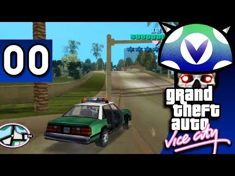 [Vinesauce] Joel - GTA Vice City ( Part 0 )