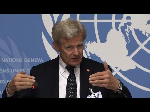 Record 38 million people internally displaced: watchdog
