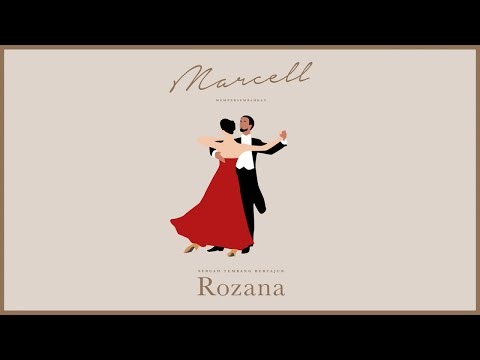 Marcell - Rozana (Official Lyric Video) ✅