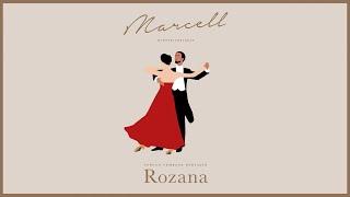 Marcell - Rozana   Lyric Video  ✅