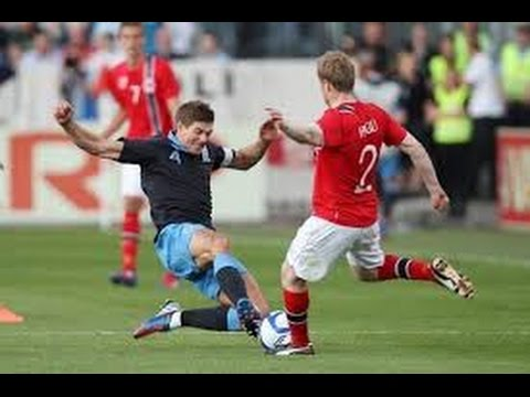 Gerrard Tackles Compilation 1999-2014 HD - ENGLAND & LIVERPOOL