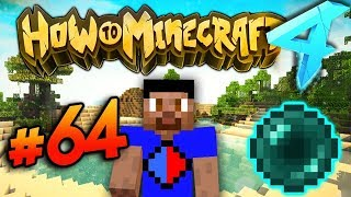 ENDERPEARL GOLF! - HOW TO MINECRAFT S4 #64 thumbnail