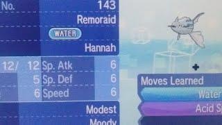Pokemon Ultra Moon Breeding