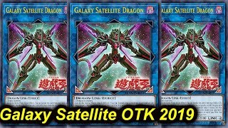 Gambar cover 【YGOPRO】GALAXY SATELLITE DRAGON OTK DECK 2019