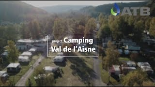 ATB WATER References Camping Val de l Aisne ATB WATER BROADCAST