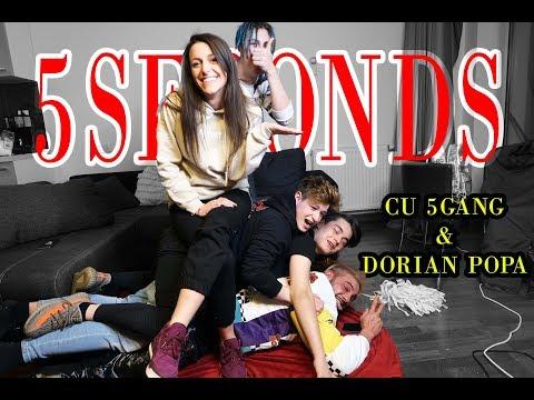 5 SECONDS CHALLENGE CU 5GANG SI DORIAN POPA