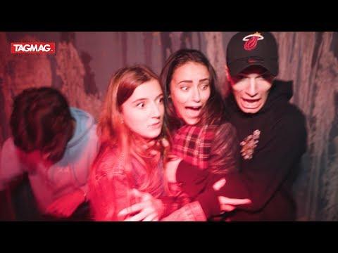 Halloween 2018 🎃 Jamie-Lee, Sander Provost, 5NAPBACK en Charlotte in de 'Welp'