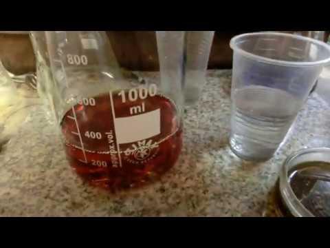 TEST 2 GOLD Leach with Iodine 1