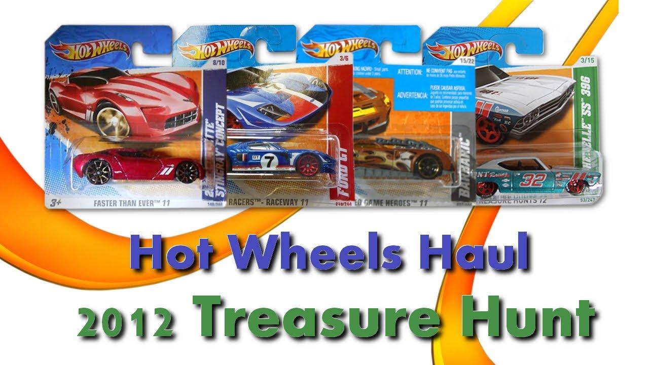 hot wheels cars 2012 treasure hunt - Hot Wheels Cars 2012