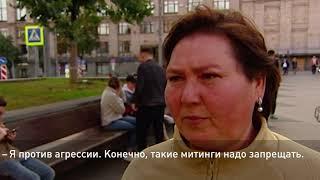 Москвичи жалуются на агрессию и беззаконие Andquotсоболиных революционеровandquot