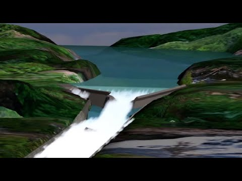 Mullaperiyar Dam Crash Animation Project Idukki Ernakulam