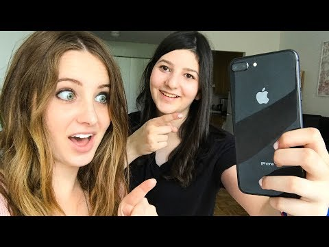 I GOT THE IPHONE 8 PLUS???!!! (SPECIAL GUEST!)