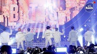 [BANGTAN BOMB] '작은 것들을 위한 시 (Boy With Luv)' Stage CAM @2019 슈퍼콘서트 - BTS (방탄소년단)